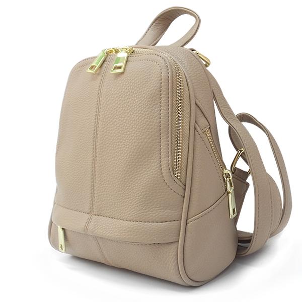 Маленький рюкзак Borgo Antico. G 014 S khaki