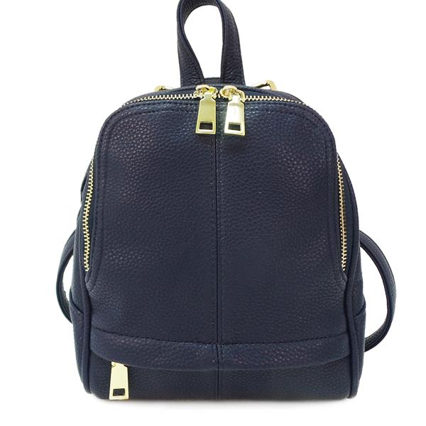 Маленький рюкзак Borgo Antico. G 014 S navy