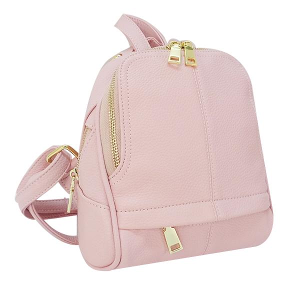 Маленький рюкзак Borgo Antico. G 014 S pink