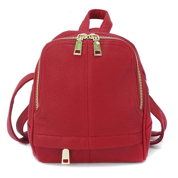 Маленький рюкзак Borgo Antico. G 014 S red