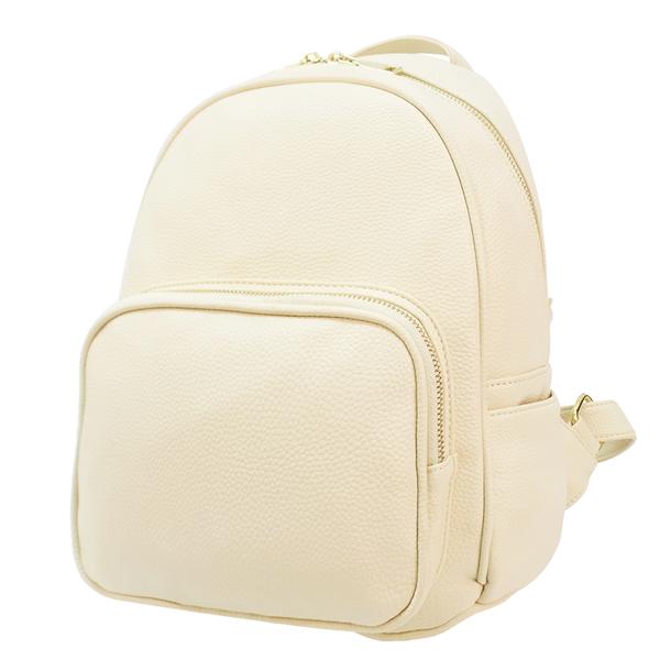 СКИДКА. Рюкзак женский Borgo Antico. G 047 beige