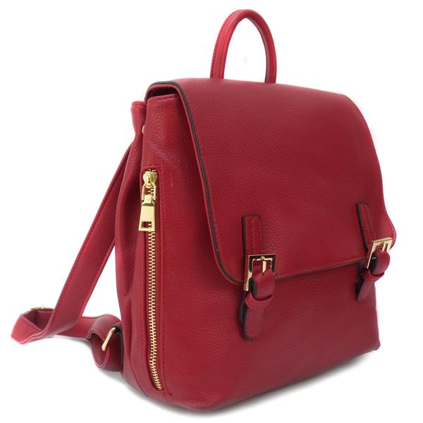 Сумка-рюкзак Borgo Antico. G 05 red