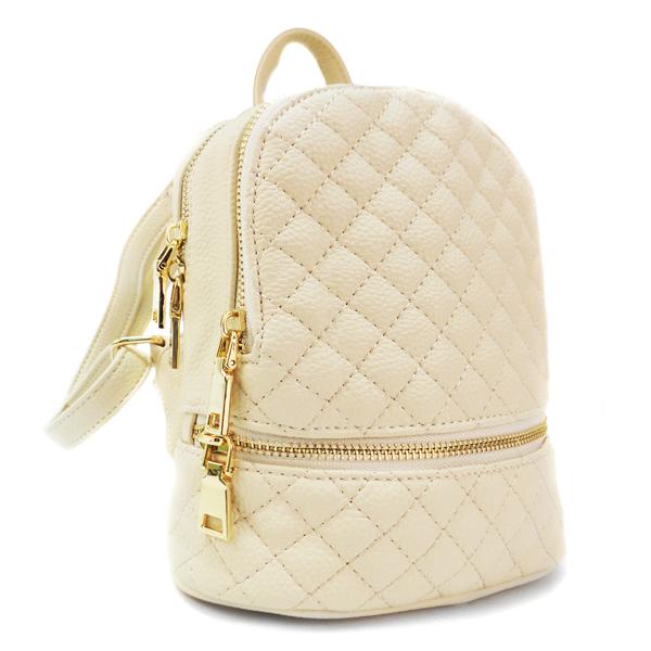 Маленький рюкзак Borgo Antico. G 282 s beige
