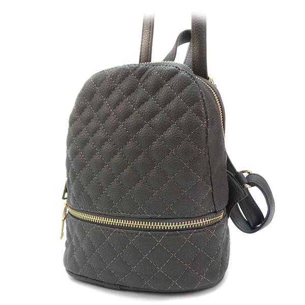 Маленький рюкзак Borgo Antico. G 282 s grey