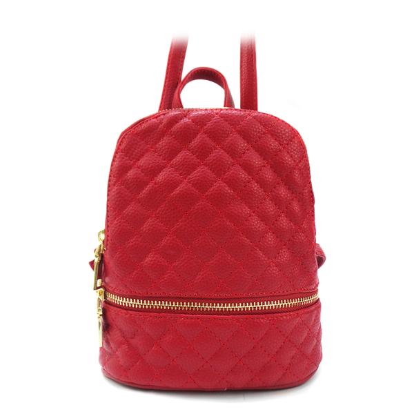 Маленький рюкзак Borgo Antico. G 282 s red