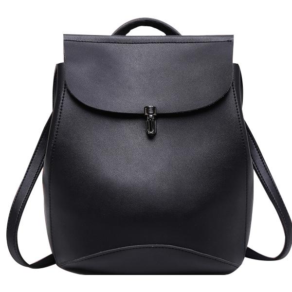 НЕТ В НАЛИЧИИ. Женская сумка-рюкзак Borgo Antico. LBP 546 black