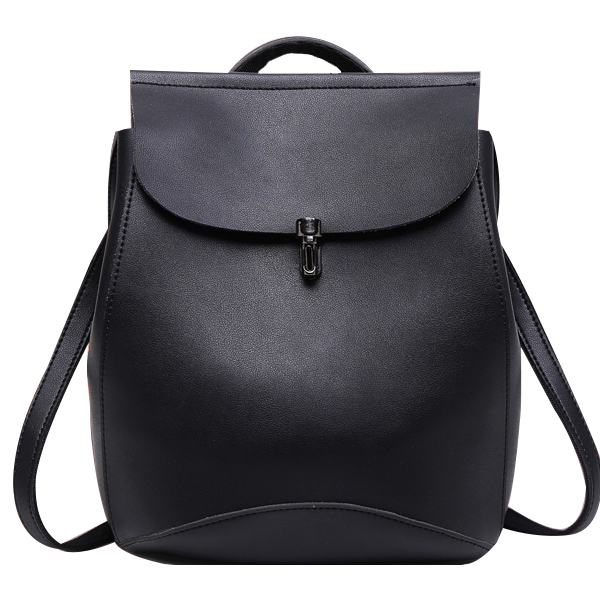 Женская сумка-рюкзак Borgo Antico. LBP 546 black