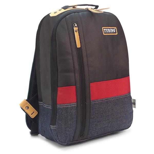 Рюкзак Tubing. TB 0228 black