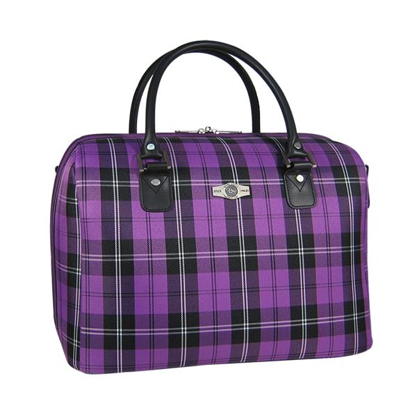 "Бьюти-кейс Borgo Antico. 5093 purple 16"""