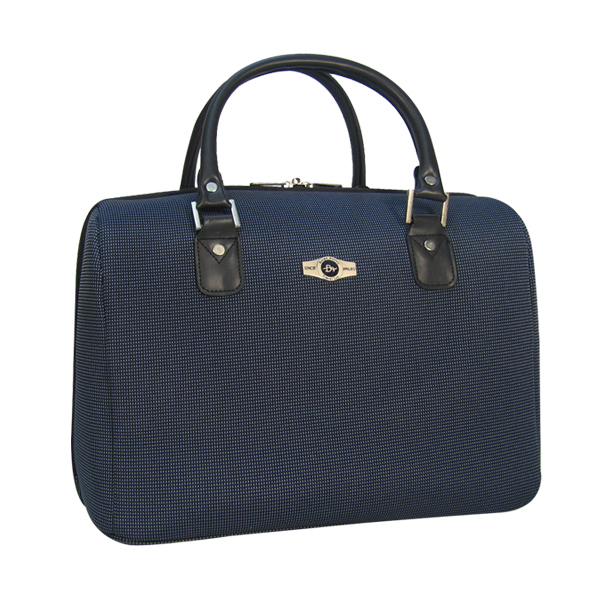 Бьюти-кейс Borgo Antico. 6088 dark blue 16""