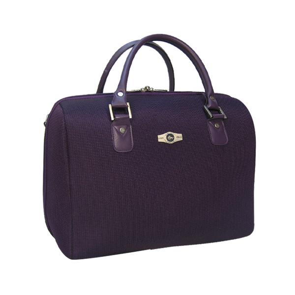 "Бьюти-кейс Borgo Antico. 5088 purple 14"""