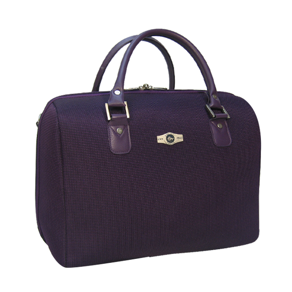 "Бьюти-кейс Borgo Antico. 5088 purple 16"""