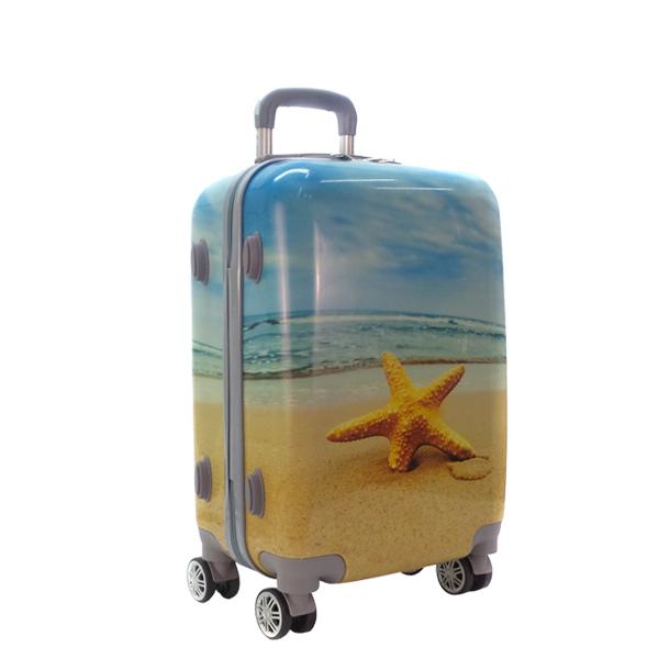 "Чемодан. 0088 beach 20"""