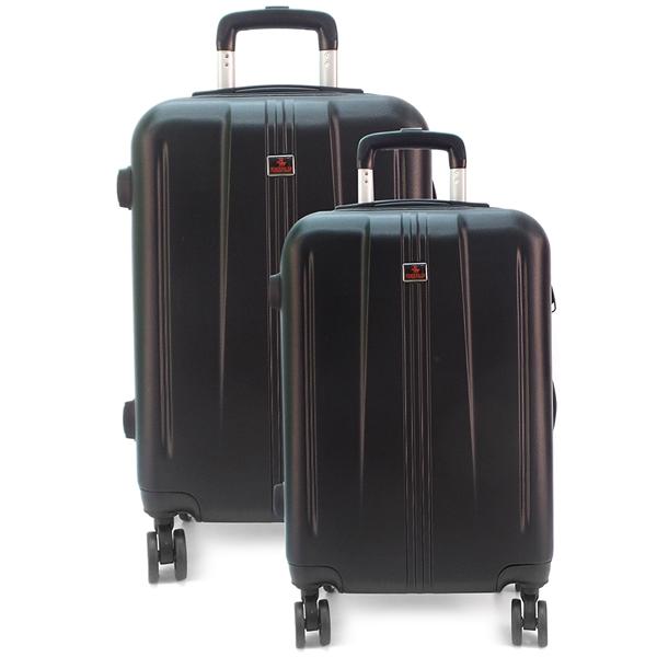 Комплект чемоданов. 217 black