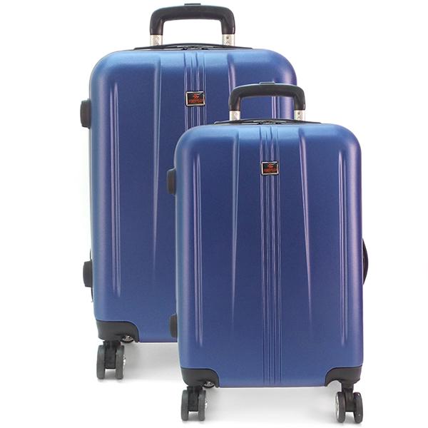 Комплект чемоданов. 217 blue