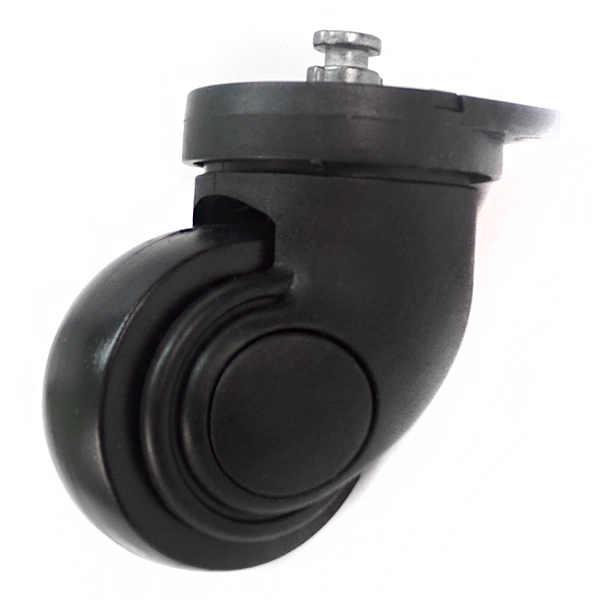 Колесо для чемодана Borgo Antico съемное. K2-02 black