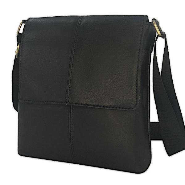 Мужская сумка Borgo Antico. Кожа. 0021/4882-3 black