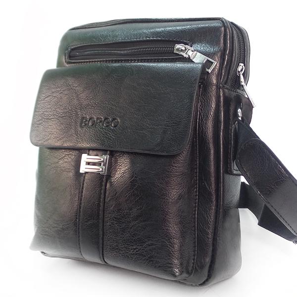 Мужская сумка Borgo Antico. 0180-2 black