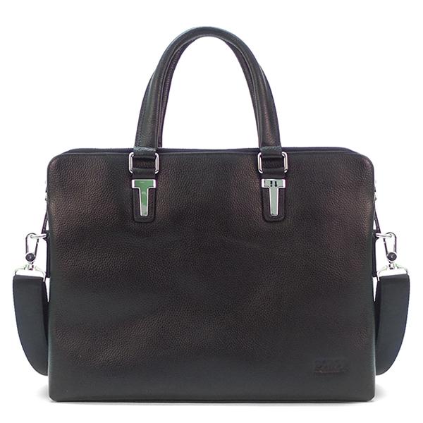 Мужская сумка Borgo Antico. Кожа. 09233 black