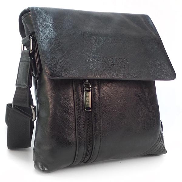 Мужская сумка Borgo Antico. 1619-2 black
