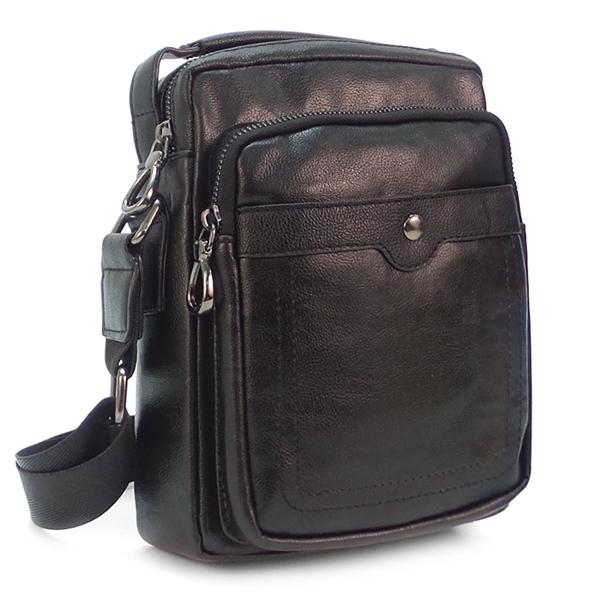Мужская сумка. 1720 black