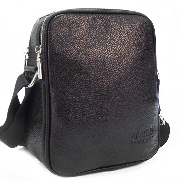 Мужская сумка Borgo Antico. 187-1 black