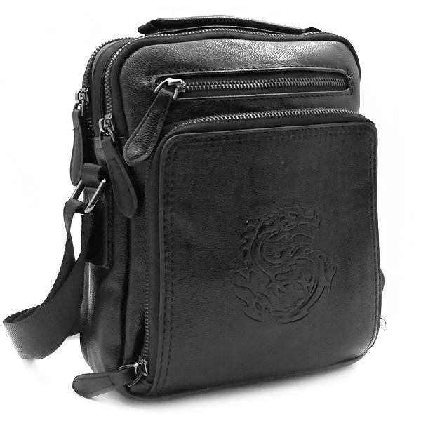 Мужская сумка Borgo Antico. 21730 black