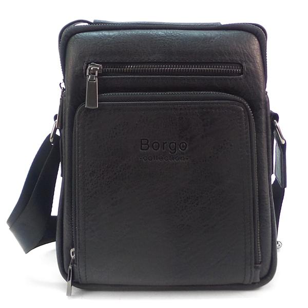 Мужская сумка Borgo Antico. 3005-2 black