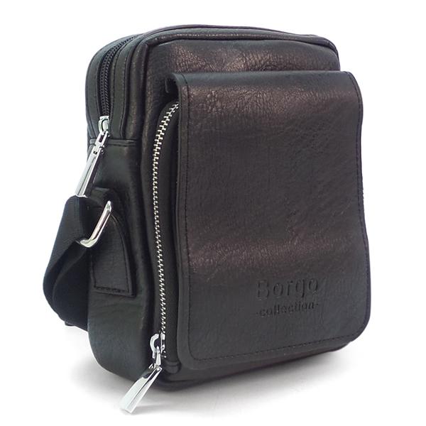 Мужская сумка Borgo Antico. 3007-1 black