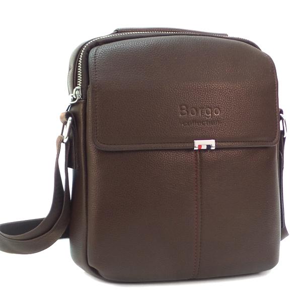 Мужская сумка Borgo Antico. 3031-4 brown