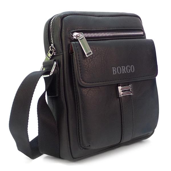Мужская сумка Borgo Antico. 3100-2 black