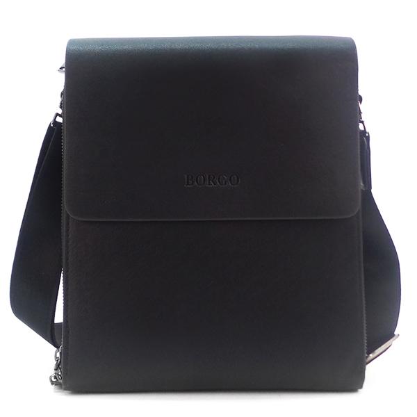 Мужская сумка Borgo Antico. 4363-2 black
