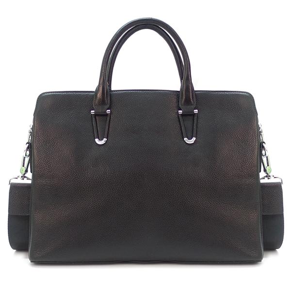 Мужская сумка Borgo Antico. Кожа. 50303 black