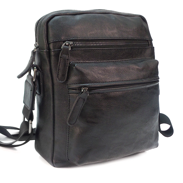 Мужская сумка Borgo Antico. 6108-1 black
