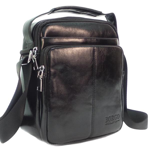 Мужская сумка Borgo Antico. 6184-3 black