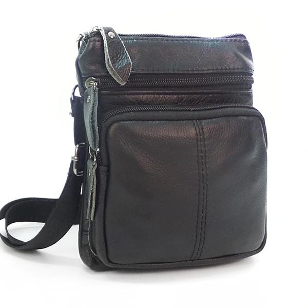 Мужская сумка Borgo Antico. 701 black