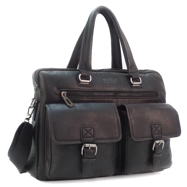 Мужская сумка Borgo Antico. 8006-3 black