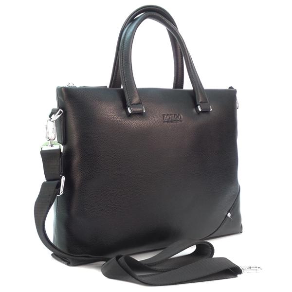 Мужская сумка Borgo Antico. Кожа. 86359-5 black