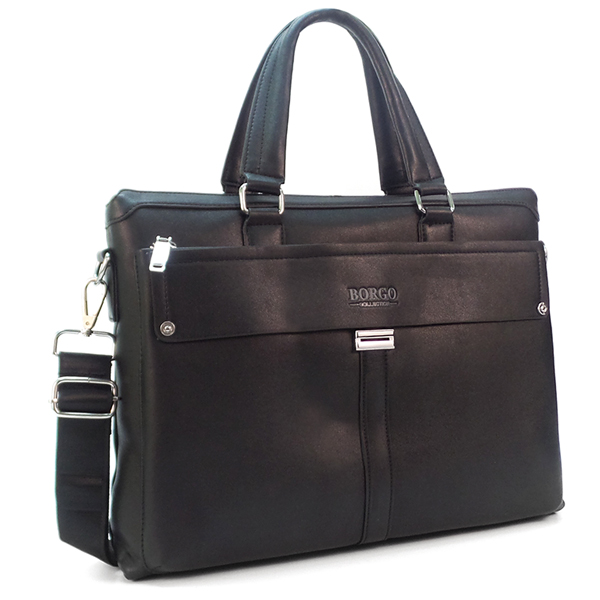 Мужская сумка Borgo Antico. A 6102-3 black