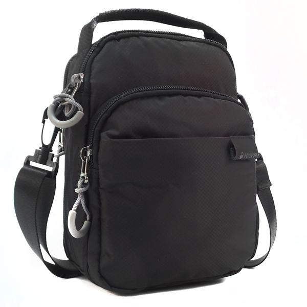 Мужская сумка Fouvor. FA 2802-27 black