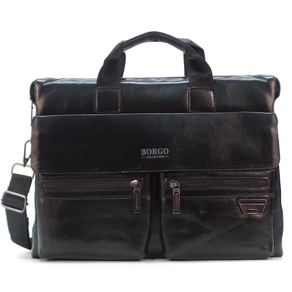 Мужская сумка Borgo Antico. K 308 black
