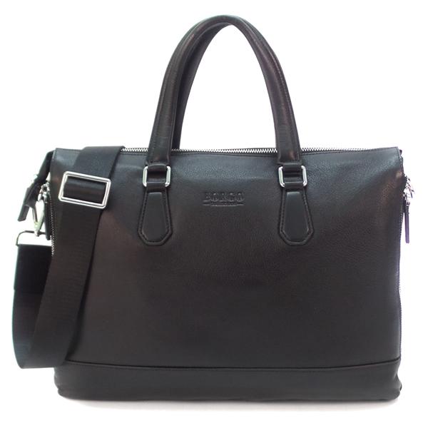 Мужская сумка Borgo Antico. Кожа. PBY 8709-5 black