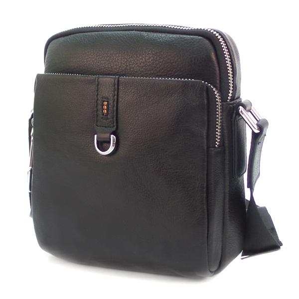 Мужская сумка Borgo Antico. Кожа. PJX 17261-2 black