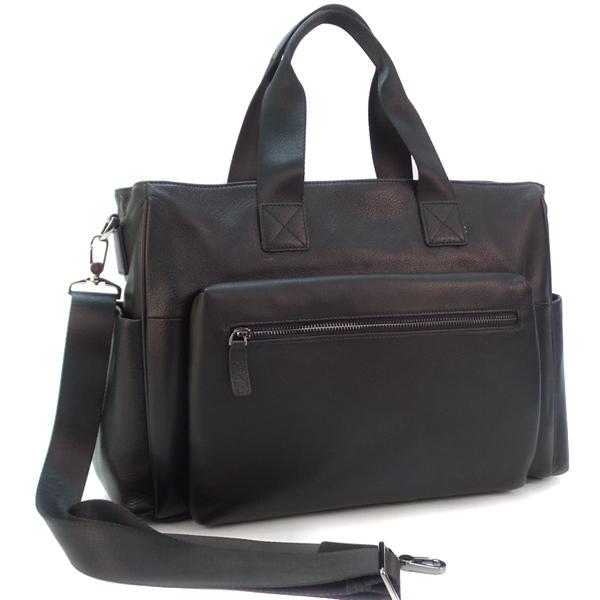 Мужская сумка Borgo Antico. Кожа. PSL 1051-2 black