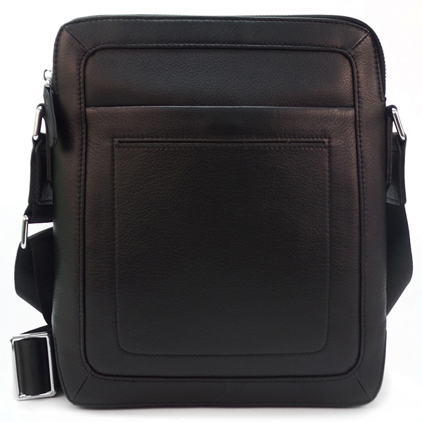 Мужская сумка Borgo Antico. Кожа. PSL 1075-2 black