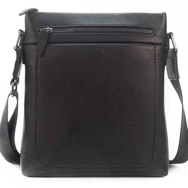 Мужская сумка Borgo Antico. Кожа. PSL 1333-2 black