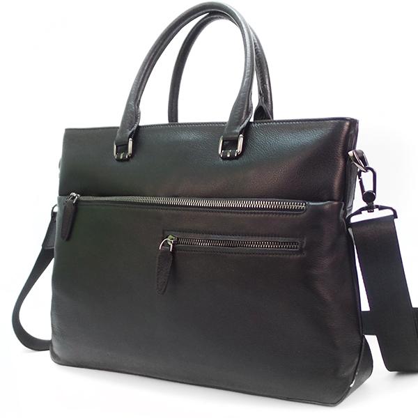 Мужская сумка Borgo Antico. Кожа. SL 21108-5M black