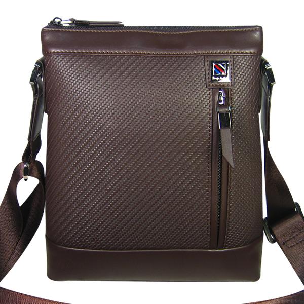 Мужская сумка Borgo Antico. X 0081-1 brown