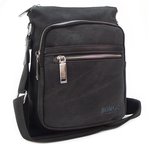 Мужская сумка Borgo Antico. Z 1009-1 black