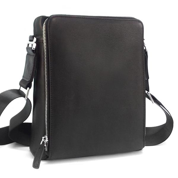Мужская сумка Borgo Antico. Кожа. 4887-1 black